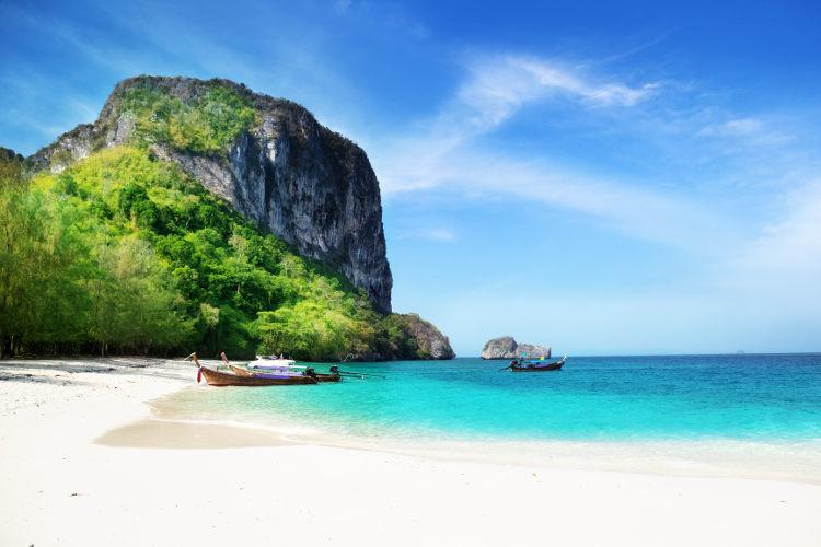 Таиланд, Краби, о. Пода