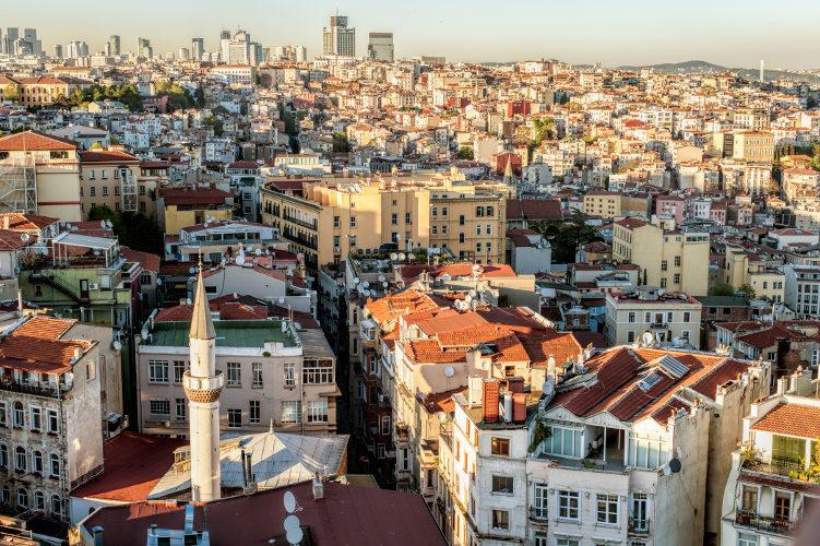 Район Каракёй, Стамбул